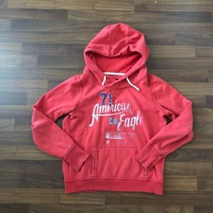 Woman's American Eagle hoodie size large